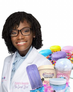 Dyslexic Teen's Soap and Beauty Business Sweet Christi's, Grows In Pandemic